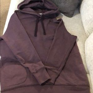 Gap hoodie with side pockets